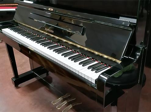 Pianoforte verticale Diapason 125